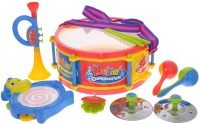 Smiles Creation Musical Set (Multicolor)
