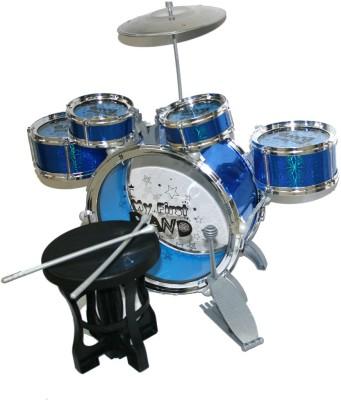 AdraxX Musical Instruments & Toys AdraxX Mini Musical Complete Drum Set