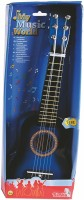 Simba My Music World Play A Guitar 52cm Wooden 6 Nylon (Blue)