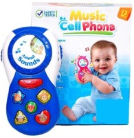 Homeshopeez Music Cell Phone (Multicolor)