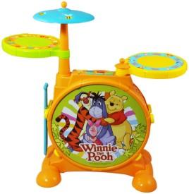 Winfun Winnie the Pooh Rockin Band Drum Set