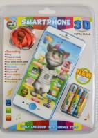 Taaza Garam Musical Talking Tom Smartphone (Multicolor)
