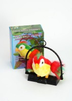 Cp Bigbasket Talking Parrot Toy For Kids (Multicolor)