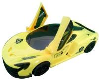 Lotus 3D Sports Racer 3D Light Model Car (Multicolor)