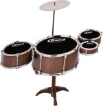 AdraXx Musical Instruments & Toys AdraXx Mini Rock Band Drum Set