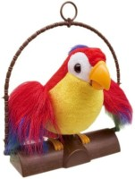 Scrazy Super Smart Talking Parrot (Multicolor)