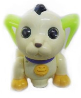 Noorstore Funny Toy Dog Robot Pet Kids Electronic Puppy (Multicolor)