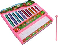 Pigloo Mini Piano Xylophone Musical Toy (Multicolor)