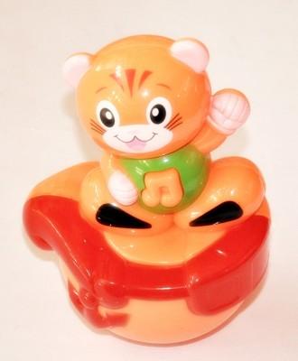Ruppiee Shoppiee Roly Poly Tumbler Bear (Multicolor)