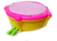 Econ Musical Flash Drum For Kids (Multicolor)