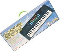 Zaprap 37 Keys Musical Electronic Piano Keyboard (Black)