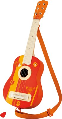 Sevi Acoustic Guitar with Strap