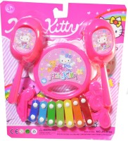 Smart Picks Hello Ketty Musical Set (Multicolor)