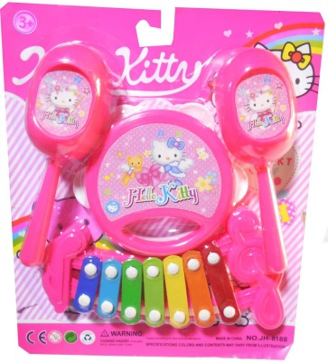 Smart Picks Hello Ketty Musical Set (Multicolor)