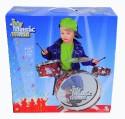 Simba My Music World Power Drum Set