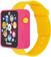 Prasid English Learner Smart Watch (Pink, Yellow)