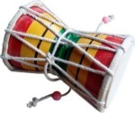 Gajraula Crafts Musical Instruments & Toys Gajraula Crafts Big Damroo