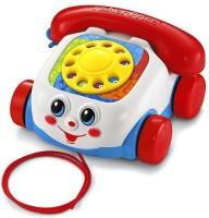 Bright Starts Fisher-Price Brilliant Basics Chatter Telephone (Multicolor)