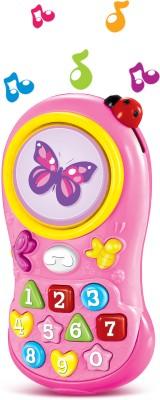 Sky Kidz Mitashi Chatter Phone - Pink