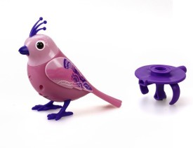 Silverlit DigiBirds with Whistle Ring- Pink Color