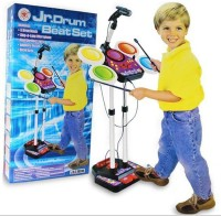 A R ENTERPRISES JR.DRUM FOR KIDS (Multicolor)