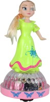 Planet Of Toys Dancing Musical Princess (Green)