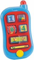 Simba Abc My First Telephone (Multicolor)