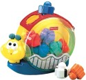 Fisher-Price Bee-Bop Building Singing Snail Pail - MTYDWZTR2QB3UPZC