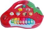 Dinoimpex Musical Instruments & Toys Dinoimpex Trading Strawberry Piano