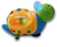 DinoImpex Snail With Light And Music (Multicolor)