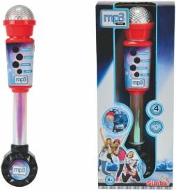 Simba My Music World Mp3 - I-Sing Micophone