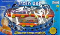 Rahul Toys Sound Train For Kids (Multicolor)