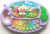 AS Sound Piano For Kids (Green)