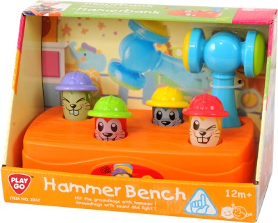 Playgo Musical Instruments & Toys Playgo Hammer Bench