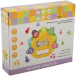 Mee Mee Musical Instruments & Toys Mee Mee Colorfull Jingle Bell