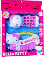 Tabu Hello Kitty Keyboard And Mobile (Pink)
