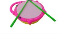 Shop & Shoppee Musical Flash Drum For Kid's (Multicolor)