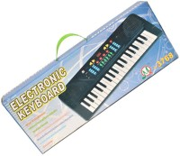 New Pinch Musical Electronic Keyboard With 37 Keys (Black)