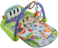Fisher-Price Kick And Play Piano Gym (Multicolor)