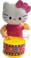 Abhika Studio Hello Kitty Toy (Multicolor)