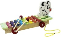 Shopaholic Cute Dog Xylophone (Multicolor)