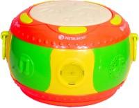 Tabu Musical Drum For Kids (Yellow, Green)