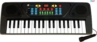 Ditu&Kritu 37 Keys Musical Electronic Keyboard (Multicolor)