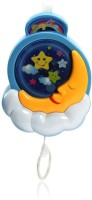 Planet Of Toys Musical Mom Dreamland Wind Up Crib Toy (Multicolor)