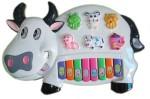 A R Enterprises Musical Instruments & Toys A R Enterprises Musical Cow Piano