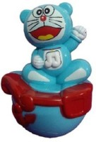 RVOLD Musical Roly Poly Doraemon Baby Toy (Multicolor)