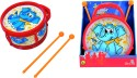 Simba My Music World Drum With 2 Drumsticks Elephant Version