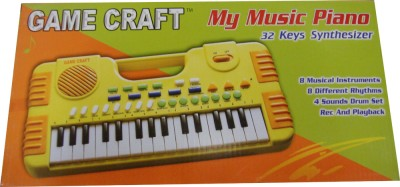 Game Craft Musical Instruments & Toys Game Craft My Musica Piano