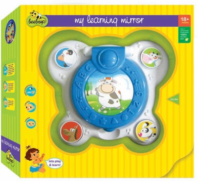Flat 50% Off on Beebop My Learning Mirror from Flipkart - Rs 749