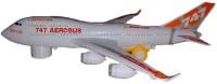 B.M.R. Trading Co. Aerobus 747 (White)